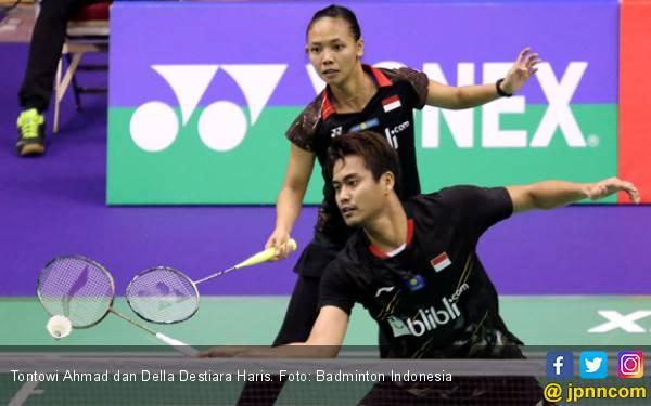 Hong Kong Open: Kata Owi / Della Setelah Lakoni Laga Debut - JPNN.com