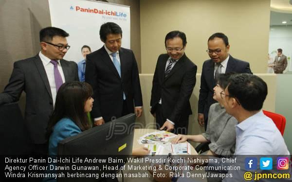 Panin Dai-ichi Life Bayar Klaim Korban Gempa Palu & Lion Air - JPNN.com