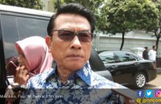 Moeldoko Sebut Pembebasan Abu Bakar Ba'asyir Pernyataan Sepihak Yusril - JPNN.com