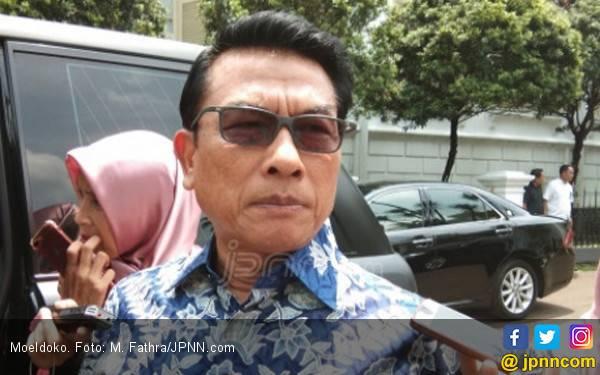 Moeldoko: Presiden Lagi Menghadapi Situasi yang Tidak Mudah - JPNN.com