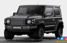 Modifikasi Suzuki Jimny Terbaru: Land Rover Defender Mini - JPNN.com