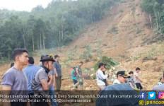 Bencana Longsor di Nias Selatan, 1 Orang Tewas, 6 Hilang - JPNN.com