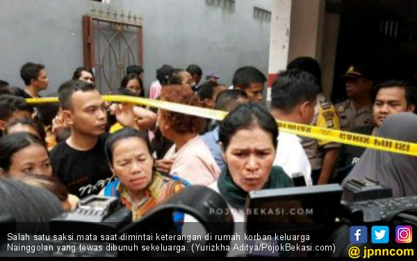 Kronologis Pembunuhan Satu Keluarga di Pondok Melati - JPNN.com