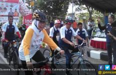 Mengembangkan Sport-Tourism di Berau Lewat Sepeda Nusantara - JPNN.com