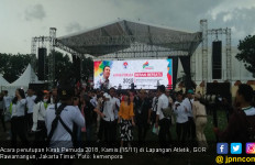 Warga Jaktim Bangga Gelar Puncak Kirab Pemuda 2018 - JPNN.com