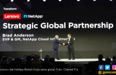 Lenovo dan NetApp Bentuk Kerja Sama Strategis - JPNN.com