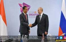 Jokowi-Putin Bahas Peningkatan Kerja Sama di Bidang Ekonomi - JPNN.com