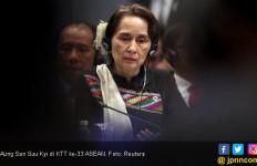 Aung San Suu Kyi Resmi Jadi Tersangka, Kasusnya Tak Terkait Pemilu - JPNN.com