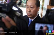 Humphrey Dikukuhkan Jadi Ketum PPP Versi Muktamar Jakarta - JPNN.com