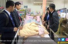 Pemerintah Pulangkan Shinta Danuar ke Kampung Halaman - JPNN.com