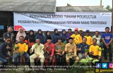 Dorong CSR Kampung Gambut Berdikari Pertamina Dinasionalkan - JPNN.com
