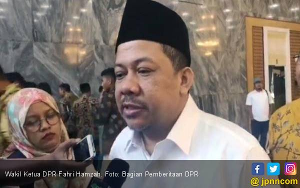 Fahri Tak Bicara Banyak, Hanya Bisa Berdoa Buat Bu Ani - JPNN.com