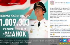 Keren, Film Ahok Sudah Tembus 1 Juta Penonton - JPNN.com