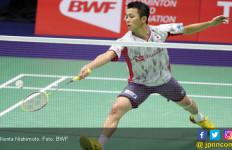 Hong Kong Open: Kenta Nishimoto Habisi Wakil Tuan Rumah - JPNN.com