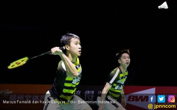 Minions Cuma Butuh 19 Menit Tembus 8 Besar Malaysia Masters - JPNN.com