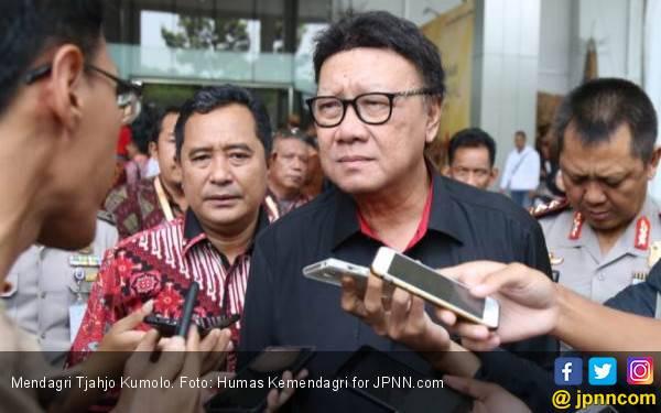 Mendagri: Pemda Harus Memfasilitasi Penyelenggara Pemilu - JPNN.com