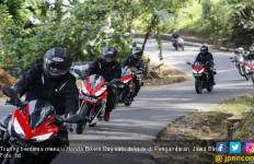 Touring 160 Km ke Honda Bikers Day Satu Dekade, Spesial Kah? - JPNN.com