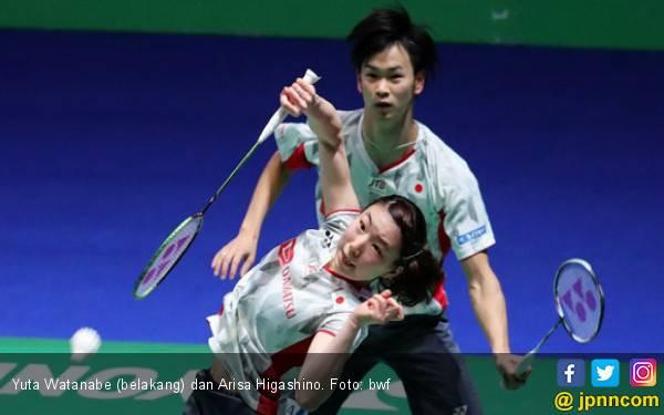 Yuta Watanabe / Arisa Higashino Sabet Gelar Juara Malaysia Masters 2019 - JPNN.com