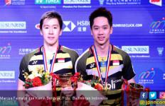 Menang Mudah di Final Hong Kong Open, Minions: Enggak Juga - JPNN.com