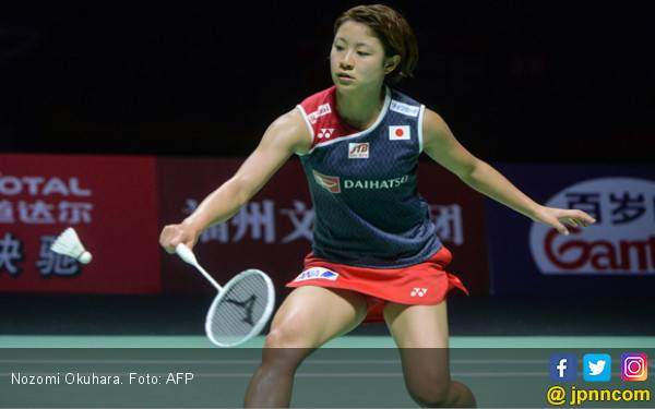 64 Menit! Nozomi Kalahkan Ratchanok di Final Hong Kong Open - JPNN.com