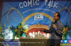 BKKBN Sosialisasikan Bahaya Pernikahan Dini Lewat Komik - JPNN.com