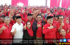 Urunan, Kader PDIP Kumpulkan Dana Kampanye Rp 118 Miliar - JPNN.com