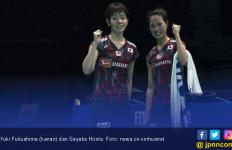 Fukushima/Hirota Cetak Final Ketiga Beruntun di Kejuaraan Dunia BWF - JPNN.com