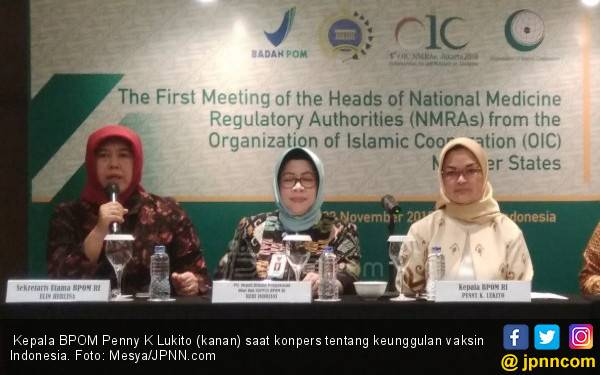 Kepala BPOM: Banyak Negara Impor Vaksin Produk Indonesia - JPNN.com