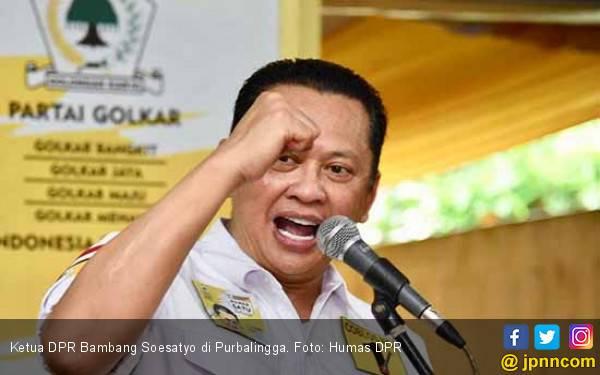 Bamsoet Dorong Penuntasan RUU Penghapusan Kekerasan Seksual - JPNN.com