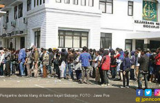 Negara Dapat Rp 2,4 Miliar dari Denda Tilang di Surabaya - JPNN.com