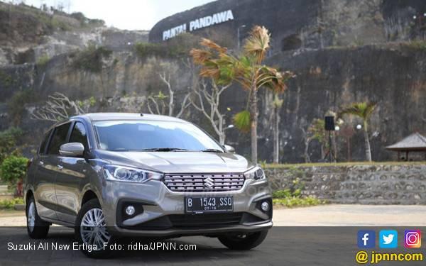 Keren! Suzuki All New Ertiga Diganjar Predikat Car of The Year 2019 - JPNN.com