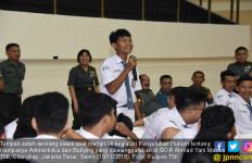 1.135 Siswa SMU Mengikuti Kampanye Antinarkoba di Mabes TNI - JPNN.com