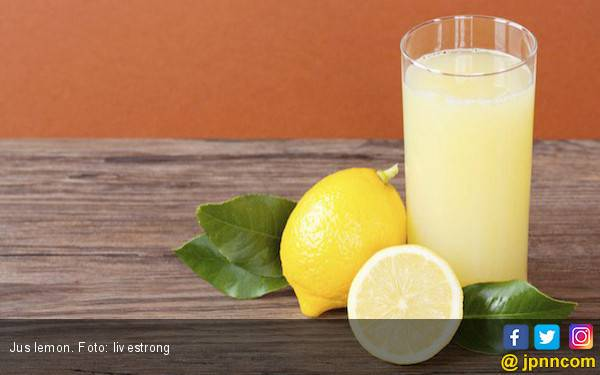 Kaya Vitamin C, Jeruk Lemon Mendukung Kesehatan Jantung - JPNN.com