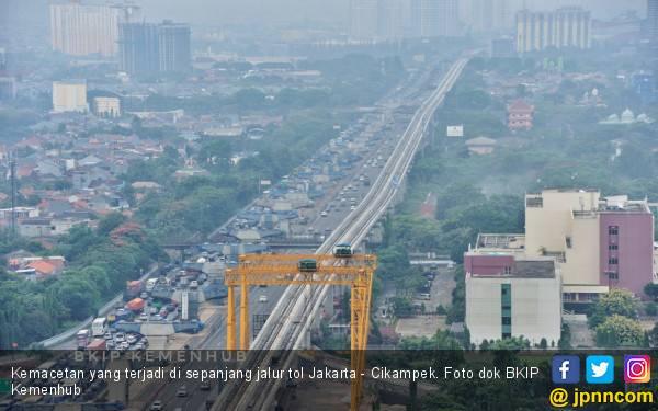 Pekerjaan Rekonstruksi Jalan Tol Jakarta-Cikampek Masih 2 Hari Lagi - JPNN.com