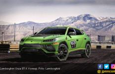Lamborghini Urus ST-X Konsep Siap Diajak Main Lumpur - JPNN.com