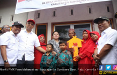 Menko PMK: Pembangunan Rumah Korban Gempa Berjalan Lancar - JPNN.com