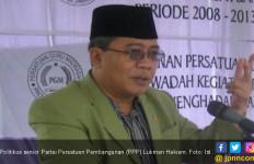 Lukman: Selamat Atas Pelaksanaan Mukernas PPP Jakarta - JPNN.com