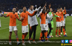 UEFA Nations League: Portugal Vs Swiss, Belanda Vs Inggris - JPNN.com