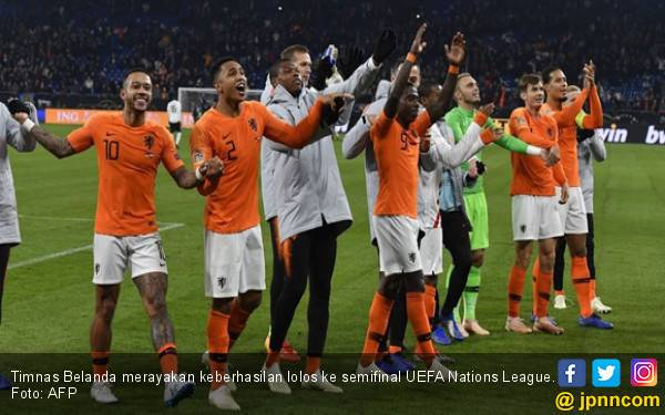 UEFA Nations League: Portugal Vs Swiss, Belanda Vs Inggris - JPNN.com