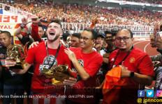 Marko Simic Bertahan di Persija Jakarta Hingga 2023 - JPNN.com