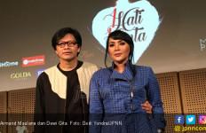 Rayakan 27 Tahun Pernikahan, Armand Maulana dan Dewi Gita Banjir Ucapan Selamat - JPNN.com