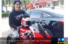 Sang Kekasih Ungkap Kelakuan Pria yang Bersama Angel Lelga - JPNN.com