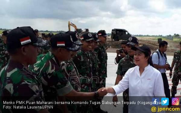 Menteri Puan: Terima Kasih Telah Bekerja untuk Rakyat NTB - JPNN.com