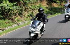 Test Ride Honda PCX: 160 Km Menembus Batas Kebiasaan - JPNN.com