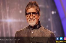 Amitabh Bachchan Sumbang Rp4 Miliar untuk Penanganan Covid-19 di India - JPNN.com