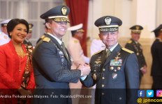 Pesan Jenderal Mulyono Buat Andika Perkasa - JPNN.com