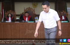 Delapan Tahun Bui untuk Legislator Golkar Penerima Suap - JPNN.com