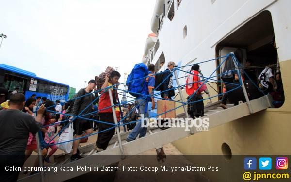 Penumpang Kapal Pelni Selama Arus Mudik 2019 Naik 22 Persen - JPNN.com