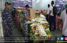 KRI Surabaya-591 Kembali Angkut Bantuan ke Palu - JPNN.com