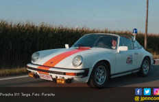 Popularitas Porsche 911 Targa di Dunia Kepolisian - JPNN.com